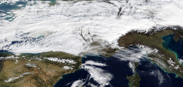 """Windstärken mit Werten bis """"17"""" auf der Beaufort-Skala ließen Sturmtief Friederike in Deutschland wüten. Wie sich hohe Windstärken auf deutsche Windparks ausgewirkt haben, dass berichten wir hier."""