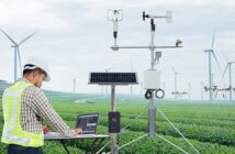 Anemometer sind für die Planung und den Betrieb von Windparks unersetzl