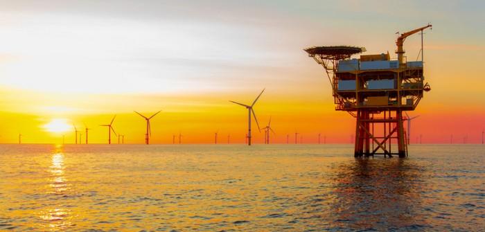 Markt für Offshore-Windenergie soll bis 2026 eine Kapazität von 94 GW erreichen (Foto: shutterstock - TwiXteR)
