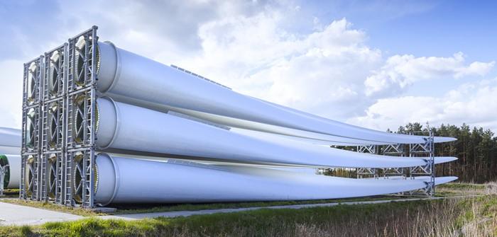 Ørsted verpflichtet sich zum nachhaltigen Recycling von Windturbinenblättern (Foto: shutterstock - lusia83)